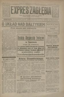 Expres Zagłębia : jedyny organ demokratyczny niezależny woj. kieleckiego. R.9, nr 9 (10 stycznia 1934)