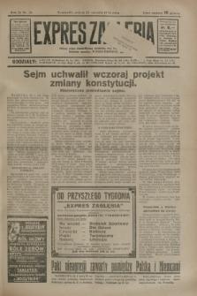 Expres Zagłębia : jedyny organ demokratyczny niezależny woj. kieleckiego. R.9, nr 26 (27 stycznia 1934)