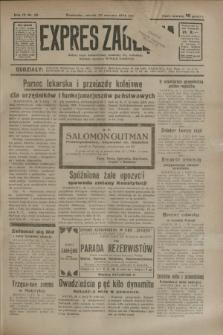 Expres Zagłębia : jedyny organ demokratyczny niezależny woj. kieleckiego. R.9, nr 29 (30 stycznia 1934)