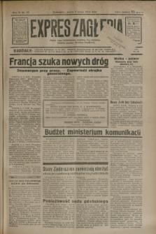 Expres Zagłębia : jedyny organ demokratyczny niezależny woj. kieleckiego. R.9, nr 39 (9 lutego 1934)