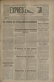 Expres Zagłębia : jedyny organ demokratyczny niezależny woj. kieleckiego. R.9, nr 51 (21 lutego 1934)
