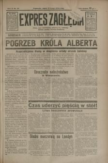 Expres Zagłębia : jedyny organ demokratyczny niezależny woj. kieleckiego. R.9, nr 53 (23 lutego 1934)