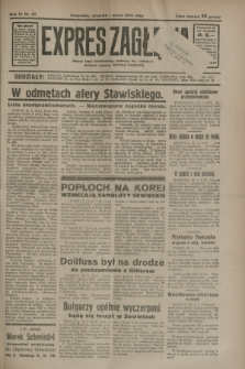 Expres Zagłębia : jedyny organ demokratyczny niezależny woj. kieleckiego. R.9, nr 59 (1 marca 1934)