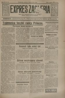 Expres Zagłębia : jedyny organ demokratyczny niezależny woj. kieleckiego. R.9, nr 61 (3 marca 1934)