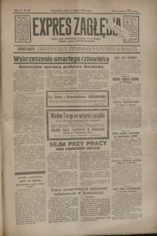 Expres Zagłębia : jedyny organ demokratyczny niezależny woj. kieleckiego. R.9, nr 65 (7 marca 1934)