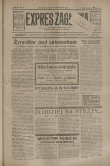 Expres Zagłębia : jedyny organ demokratyczny niezależny woj. kieleckiego. R.9, nr 67 (9 marca 1934)