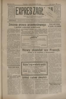 Expres Zagłębia : jedyny organ demokratyczny niezależny woj. kieleckiego. R.9, nr 68 (10 marca 1934)