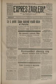 Expres Zagłębia : jedyny organ demokratyczny niezależny woj. kieleckiego. R.9, nr 79 (21 marca 1934)