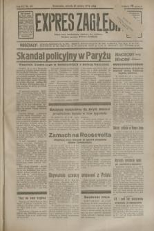 Expres Zagłębia : jedyny organ demokratyczny niezależny woj. kieleckiego. R.9, nr 85 (27 marca 1934)