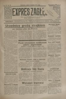Expres Zagłębia : jedyny organ demokratyczny niezależny woj. kieleckiego. R.9, nr 93 (6 kwietnia 1934)