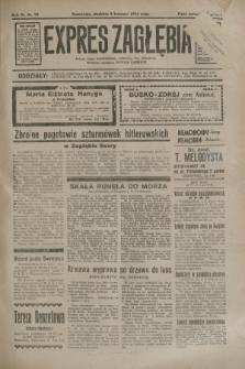 Expres Zagłębia : jedyny organ demokratyczny niezależny woj. kieleckiego. R.9, nr 95 (8 kwietnia 1934)