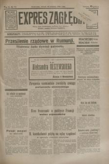 Expres Zagłębia : jedyny organ demokratyczny niezależny woj. kieleckiego. R.9, nr 97 (10 kwietnia 1934)