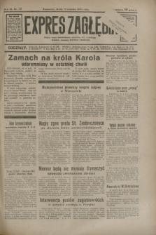 Expres Zagłębia : jedyny organ demokratyczny niezależny woj. kieleckiego. R.9, nr 98 (11 kwietnia 1934)
