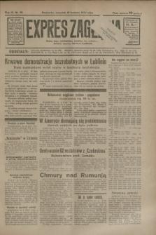 Expres Zagłębia : jedyny organ demokratyczny niezależny woj. kieleckiego. R.9, nr 99 (12 kwietnia 1934)