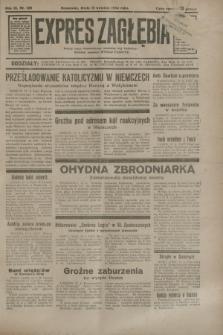 Expres Zagłębia : jedyny organ demokratyczny niezależny woj. kieleckiego. R.9, nr 105 (18 kwietnia 1934)
