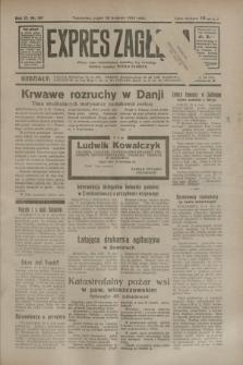 Expres Zagłębia : jedyny organ demokratyczny niezależny woj. kieleckiego. R.9, nr 107 (20 kwietnia 1934)