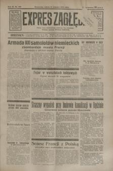 Expres Zagłębia : jedyny organ demokratyczny niezależny woj. kieleckiego. R.9, nr 108 (21 kwietnia 1934)