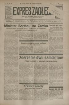 Expres Zagłębia : jedyny organ demokratyczny niezależny woj. kieleckiego. R.9, nr 111 (24 kwietnia 1934)