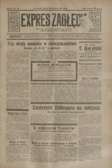 Expres Zagłębia : jedyny organ demokratyczny niezależny woj. kieleckiego. R.9, nr 115 (28 kwietnia 1934)