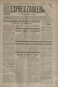 Expres Zagłębia : jedyny organ demokratyczny niezależny woj. kieleckiego. R.9, nr 120 (3 maja 1934)