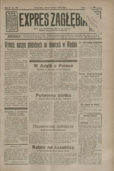 Expres Zagłębia : jedyny organ demokratyczny niezależny woj. kieleckiego. R.9, nr 125 (8 maja 1934)