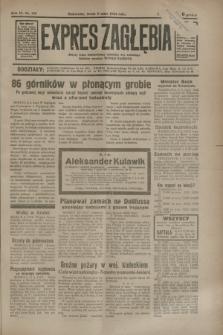 Expres Zagłębia : jedyny organ demokratyczny niezależny woj. kieleckiego. R.9, nr 126 (9 maja 1934)
