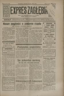 Expres Zagłębia : jedyny organ demokratyczny niezależny woj. kieleckiego. R.9, nr 130 (13 maja 1934)