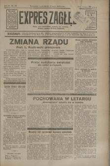 Expres Zagłębia : jedyny organ demokratyczny niezależny woj. kieleckiego. R.9, nr 131 (14 maja 1934)