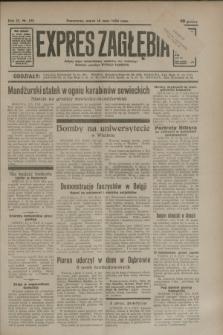 Expres Zagłębia : jedyny organ demokratyczny niezależny woj. kieleckiego. R.9, nr 135 (18 maja 1934)