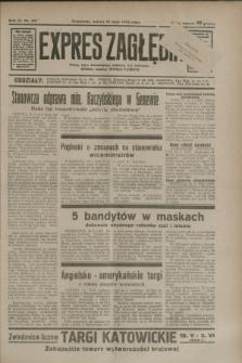 Expres Zagłębia : jedyny organ demokratyczny niezależny woj. kieleckiego. R.9, nr 136 (19 maja 1934)