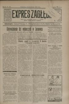 Expres Zagłębia : jedyny organ demokratyczny niezależny woj. kieleckiego. R.9, nr 138 (22 maja 1934)