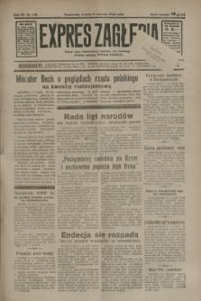 Expres Zagłębia : jedyny organ demokratyczny niezależny woj. kieleckiego. R.9, nr 149 (2 czerwca 1934)