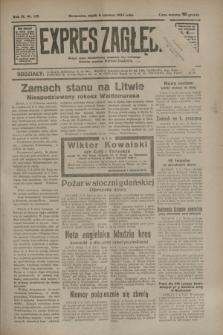 Expres Zagłębia : jedyny organ demokratyczny niezależny woj. kieleckiego. R.9, nr 155 (8 czerwca 1934)