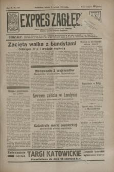 Expres Zagłębia : jedyny organ demokratyczny niezależny woj. kieleckiego. R.9, nr 156 (9 czerwca 1934)