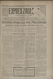 Expres Zagłębia : jedyny organ demokratyczny niezależny woj. kieleckiego. R.9, nr 166 (19 czerwca 1934)