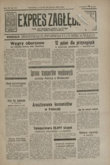 Expres Zagłębia : jedyny organ demokratyczny niezależny woj. kieleckiego. R.9, nr 175 (28 czerwca 1934)