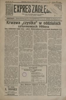 Expres Zagłębia : jedyny organ demokratyczny niezależny woj. kieleckiego. R.9, nr 177 (1 lipca 1934)