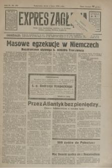Expres Zagłębia : jedyny organ demokratyczny niezależny woj. kieleckiego. R.9, nr 180 (4 lipca 1934)