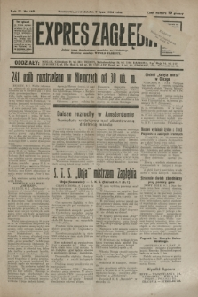 Expres Zagłębia : jedyny organ demokratyczny niezależny woj. kieleckiego. R.9, nr 185 (9 lipca 1934)
