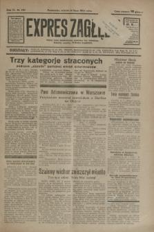 Expres Zagłębia : jedyny organ demokratyczny niezależny woj. kieleckiego. R.9, nr 190 (14 lipca 1934)