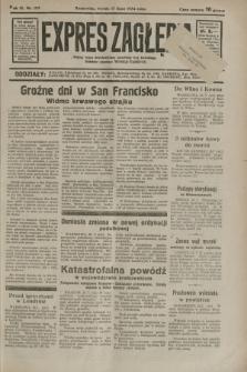 Expres Zagłębia : jedyny organ demokratyczny niezależny woj. kieleckiego. R.9, nr 193 (17 lipca 1934)