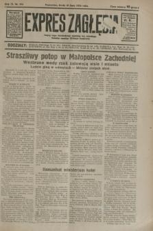 Expres Zagłębia : jedyny organ demokratyczny niezależny woj. kieleckiego. R.9, nr 194 (18 lipca 1934)