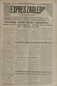 Expres Zagłębia : jedyny organ demokratyczny niezależny woj. kieleckiego. R.9, nr 201 (25 lipca 1934)