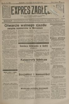 Expres Zagłębia : jedyny organ demokratyczny niezależny woj. kieleckiego. R.9, nr 206 (30 lipca 1934)