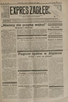 Expres Zagłębia : jedyny organ demokratyczny niezależny woj. kieleckiego. R.9, nr 214 (7 sierpnia 1934)