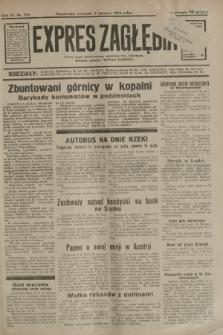 Expres Zagłębia : jedyny organ demokratyczny niezależny woj. kieleckiego. R.9, nr 216 (9 sierpnia 1934)