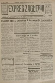 Expres Zagłębia : jedyny organ demokratyczny niezależny woj. kieleckiego. R.9, nr 219 (12 sierpnia 1934)