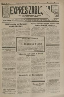 Expres Zagłębia : jedyny organ demokratyczny niezależny woj. kieleckiego. R.9, nr 220 (13 sierpnia 1934)