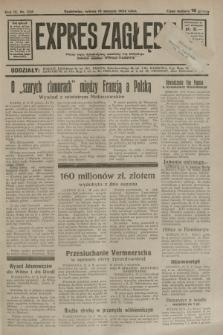 Expres Zagłębia : jedyny organ demokratyczny niezależny woj. kieleckiego. R.9, nr 225 (18 sierpnia 1934)