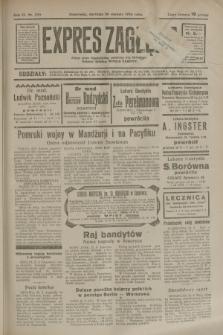 Expres Zagłębia : jedyny organ demokratyczny niezależny woj. kieleckiego. R.9, nr 233 (26 sierpnia 1934)